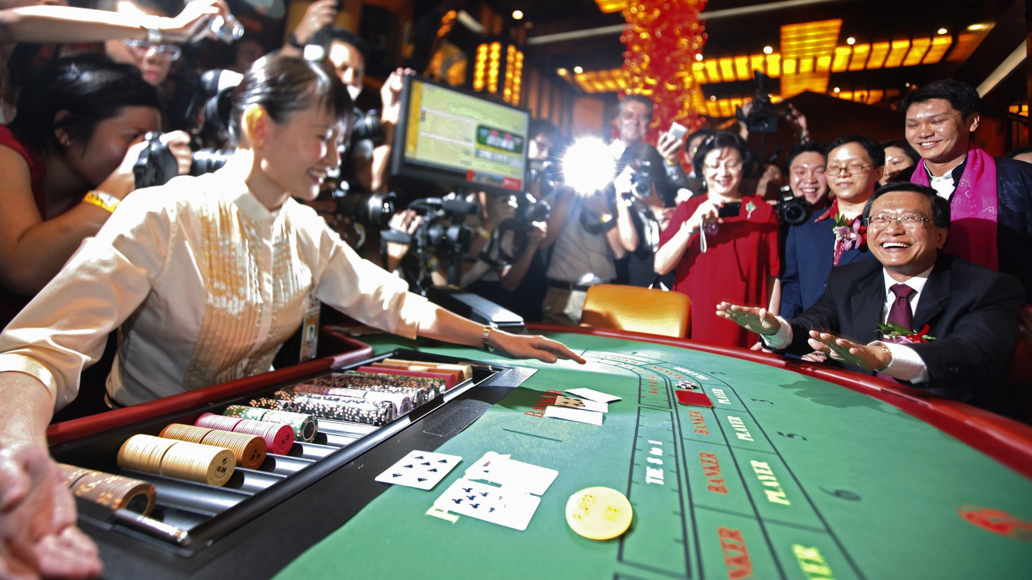 Betting in Singapore: Things to Be Aware of Before Going