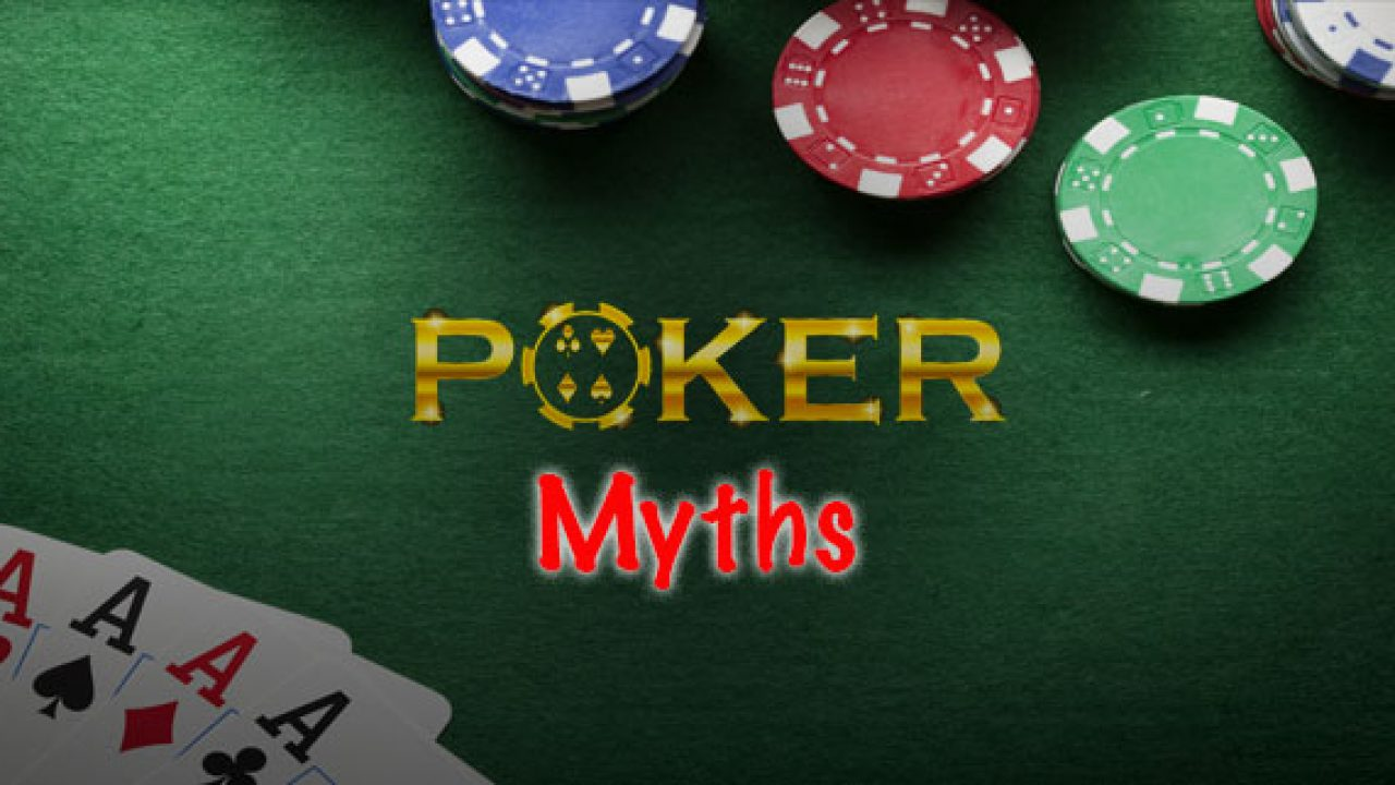 The Very Best 6 Poker Truth That Gamers Never Rely on