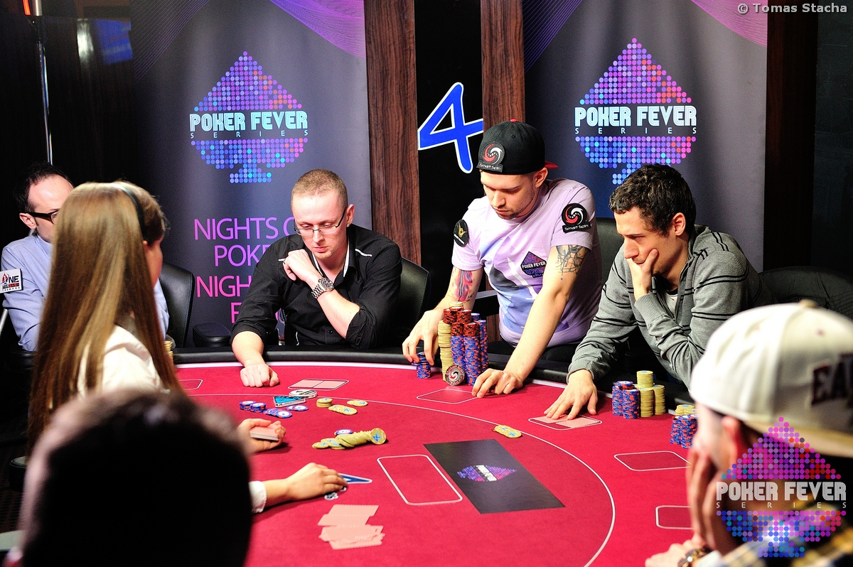 Casino Poker Fever Getting Round the Everywhere